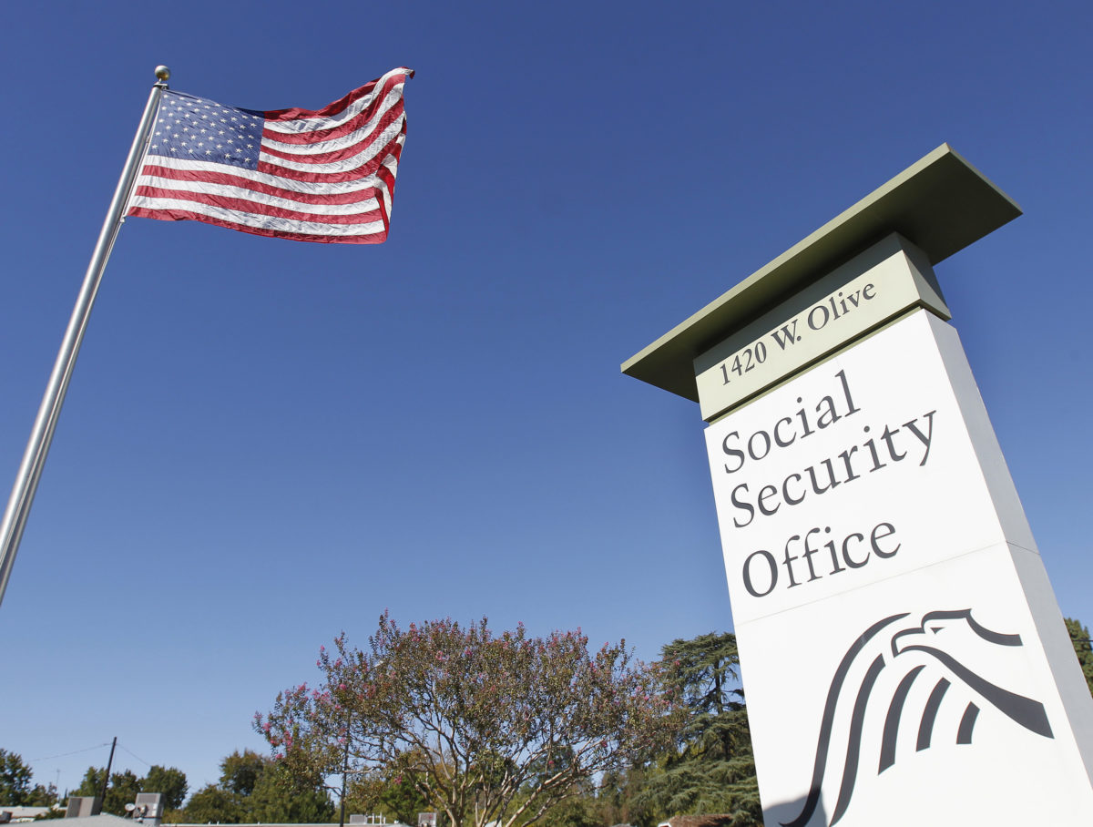 An audit of Social Security found low-income beneficiaries were underpaid